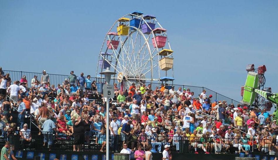 Crisfield's National Hard Crab Derby Kicks Off Labor Day Weekend Fun
