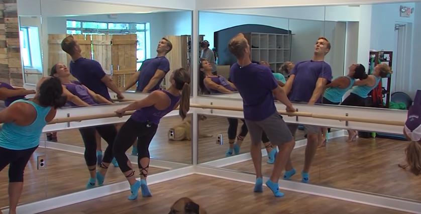 Barre Fitness at Barrevolution in Ocean City