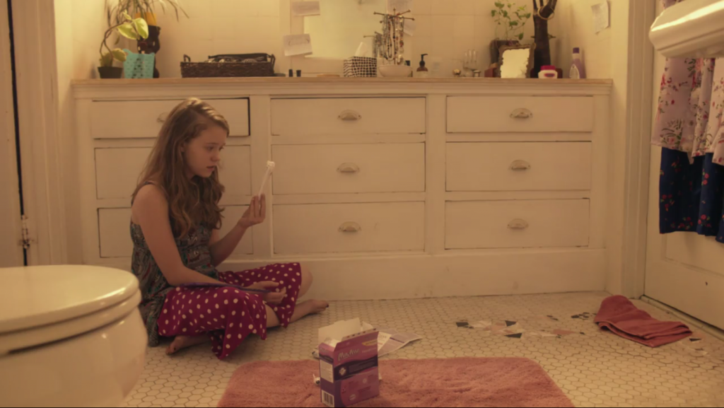 Interview: Dorie Barton on 'Girl Flu' at Portland Film Festival