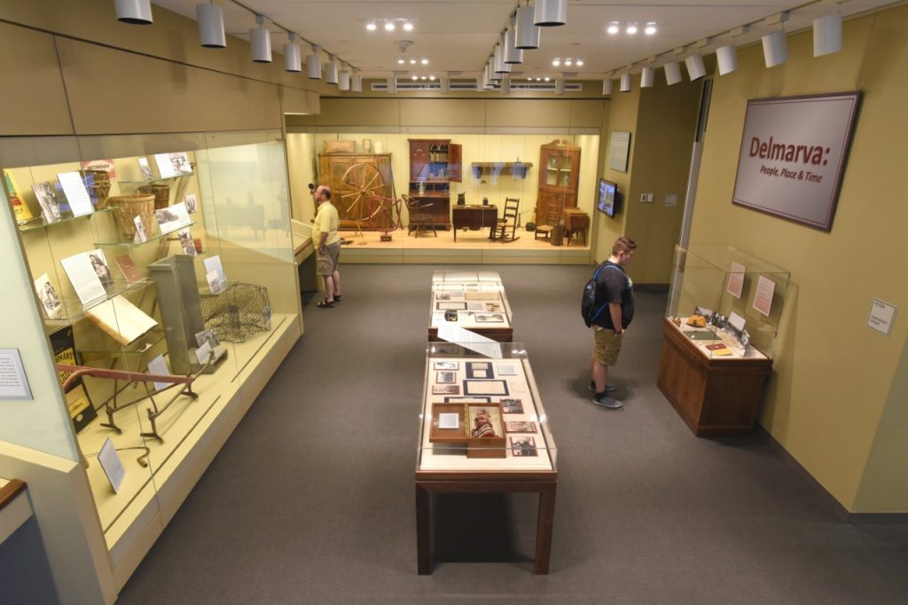 Delmarva: People, Place and Time Exhibit Now Open at Salisbury University