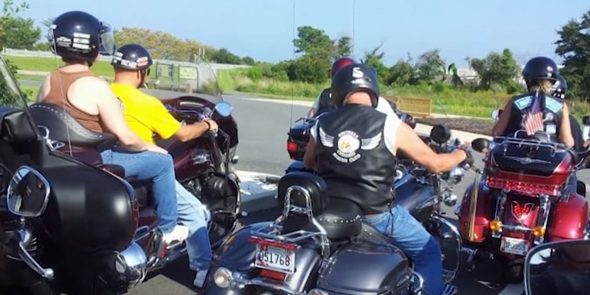 Motorcycle Ride Benefits St. Jude