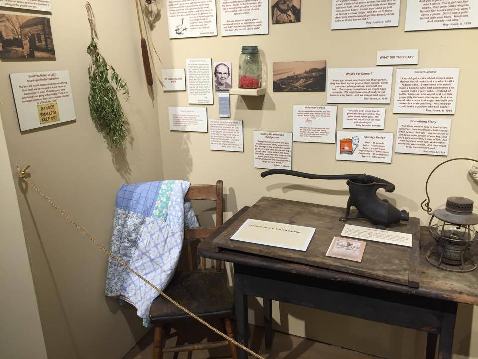 Museum of Chincoteague Island's Exhibit Offers Firsthand Account of Assateague's History