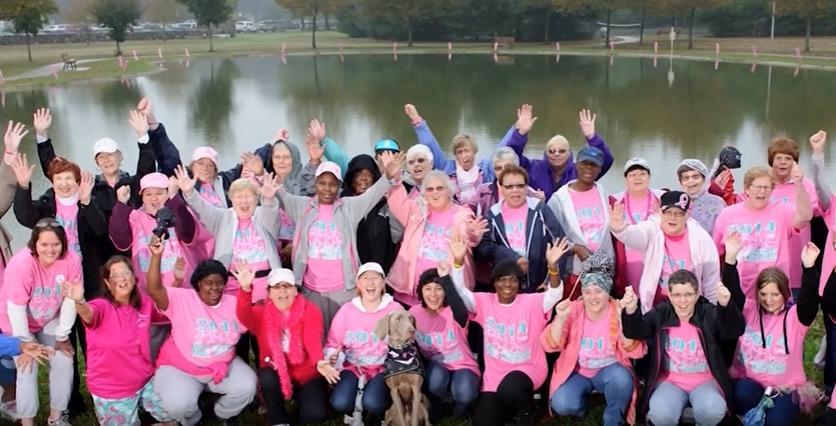 Gateway Subaru Walk for Health Benefiting Women Supporting Women