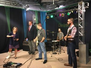 """""""The Scott Bloodsworth Band"""" with Lisa & Jimmy"""