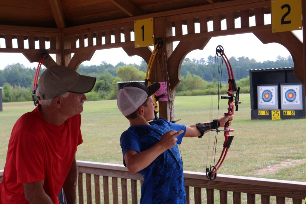 Sports at the Beach Branches Out, Archery Program Gets Underway