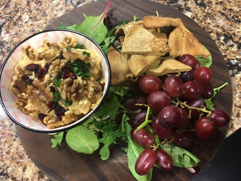 Pumpkin Spice Meatballs and Pumpkin Dip with Chef Sharliena Berry