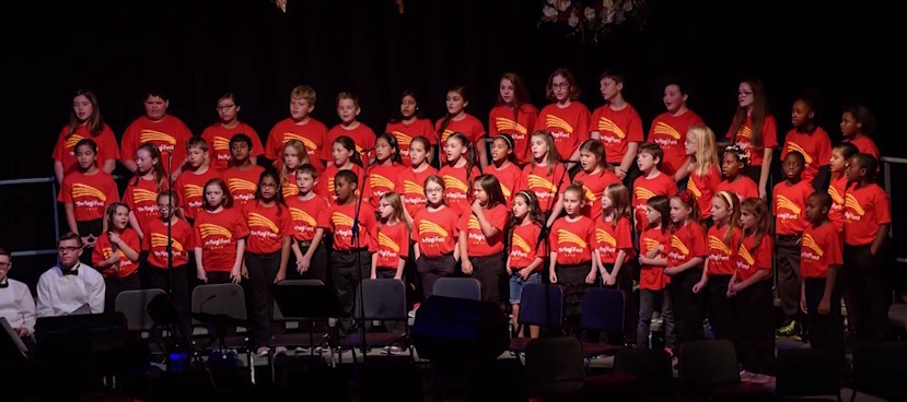 Children from Delmarva will join the National Christian Choir for the 2016 Magi Choral Festival