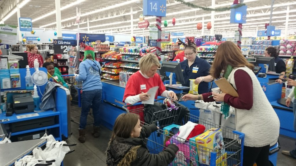 OC Young Professionals Host Christmas Spirit Campaign for Underprivileged