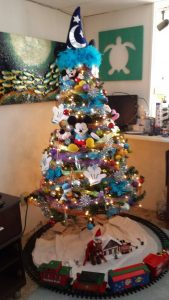 Mickey Mouse tree, submitted by a WBOC viewer.