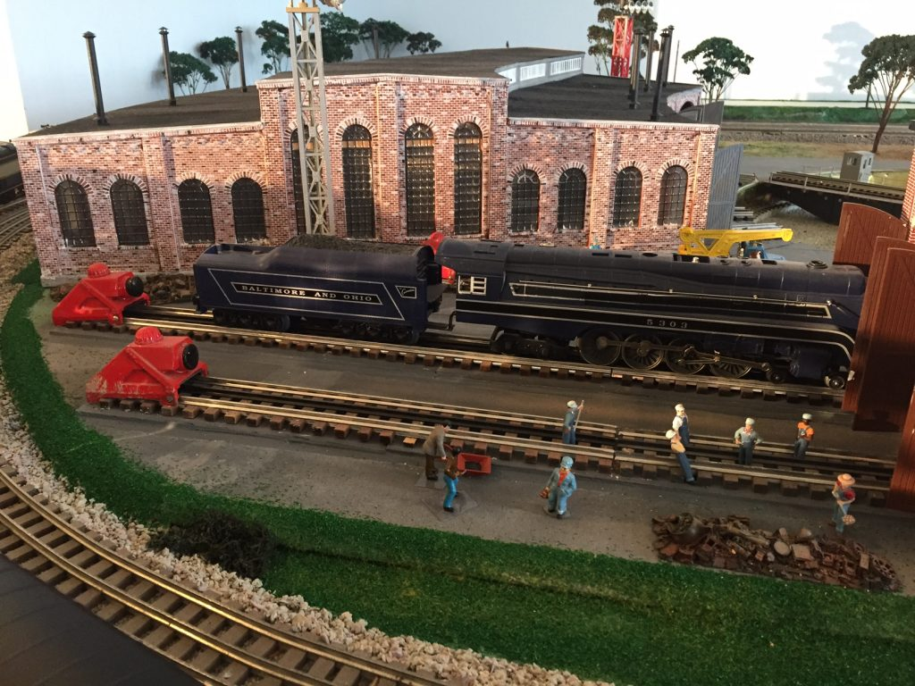 DelmarvaLife Show and Tell, Model Trains