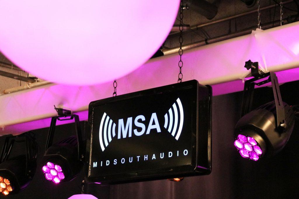 Mid South Audio – DelmarvaLife Stage Transformation