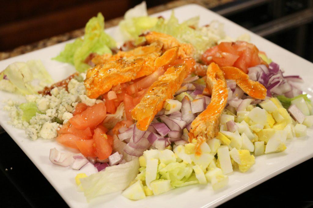 FAST Program on Delmarva and Buffalo Chicken Salad Recipe