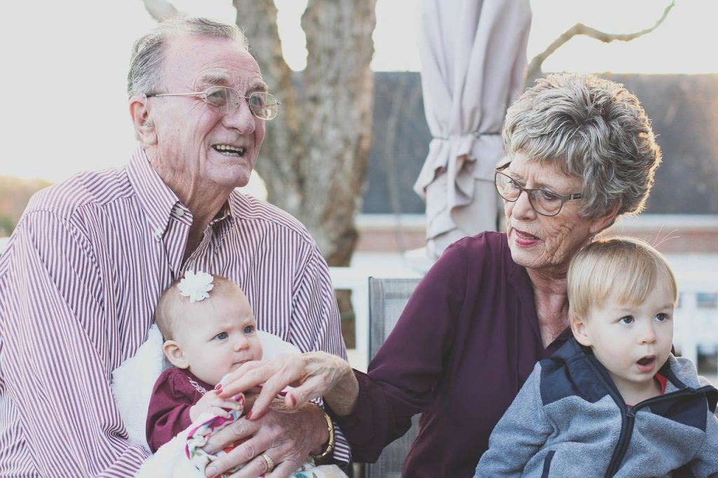 Change A Child's Life by Becoming a Foster Grandparent