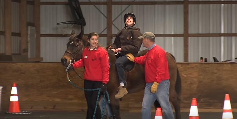 Southern Therapeutic Riding – Using Horses to Help Children and Adults with Disabilities