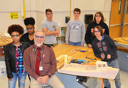 Stephen Decatur Students to Compete in Eastern Shore Crab Boat Engineering Challenge