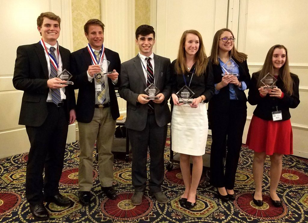 Indian River School District Students Qualify for National BPA Leadership Conference