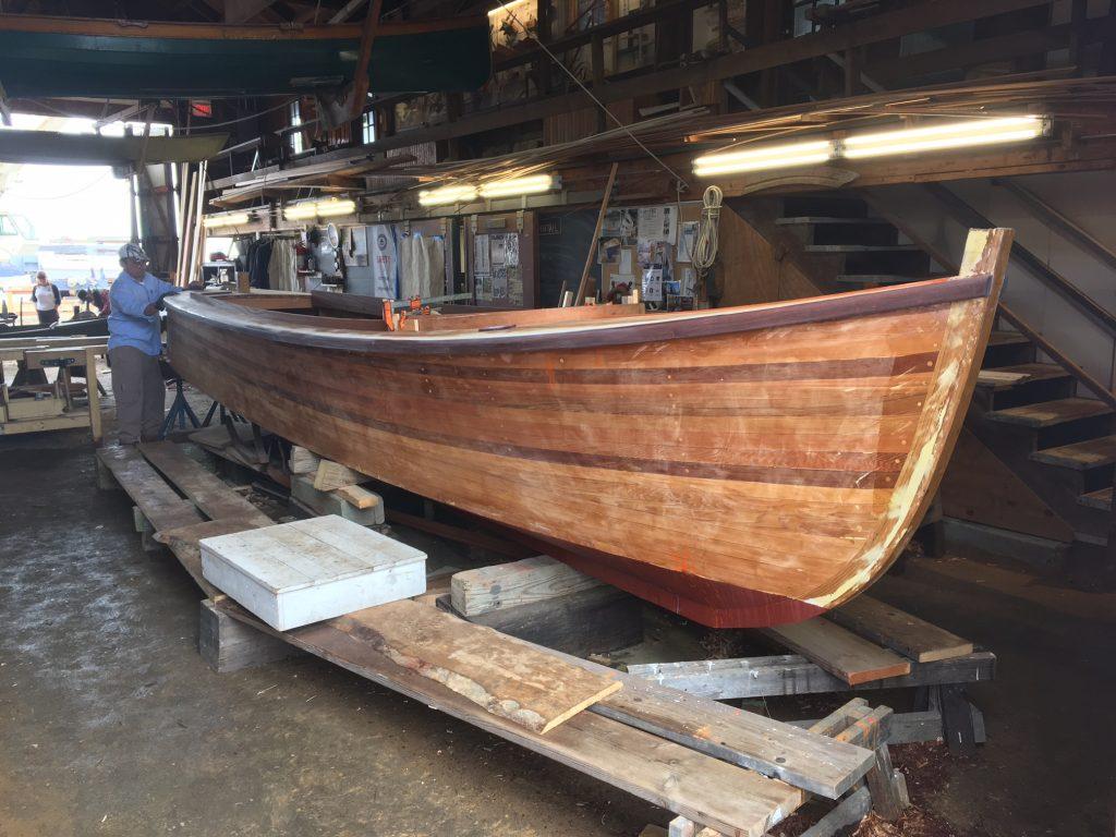 Boat Building Classes at the Chesapeake Bay Maritime Museum