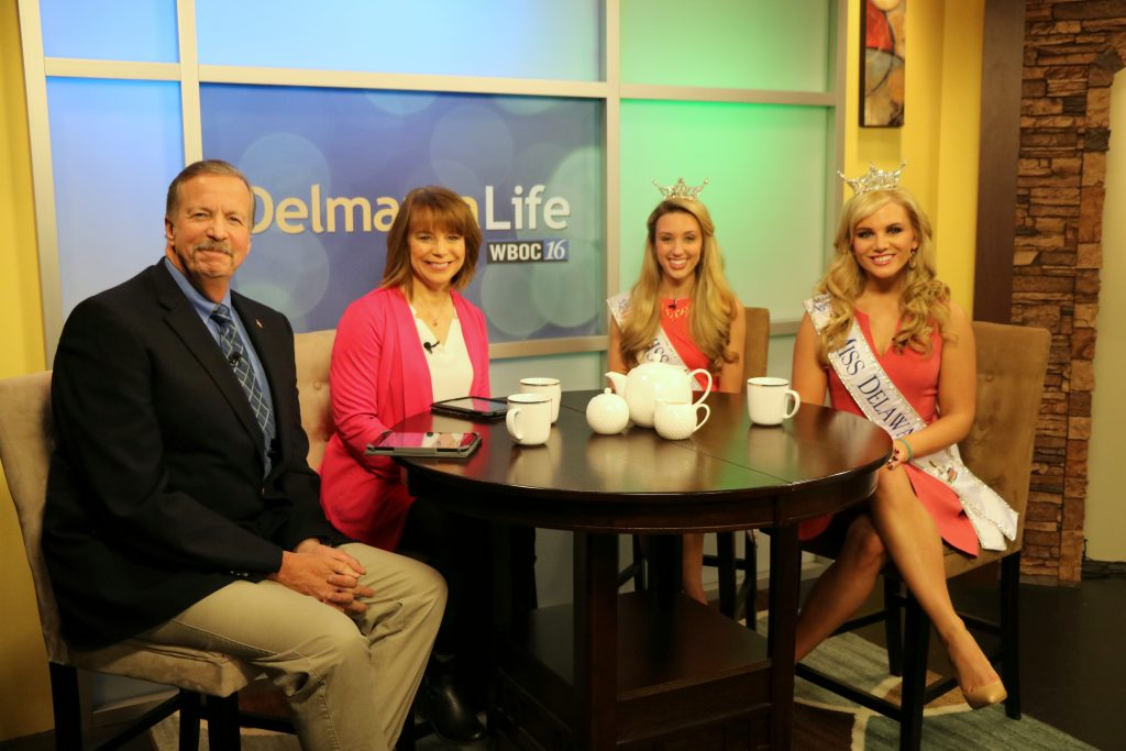 Miss Delaware Princess Tea Party Preview