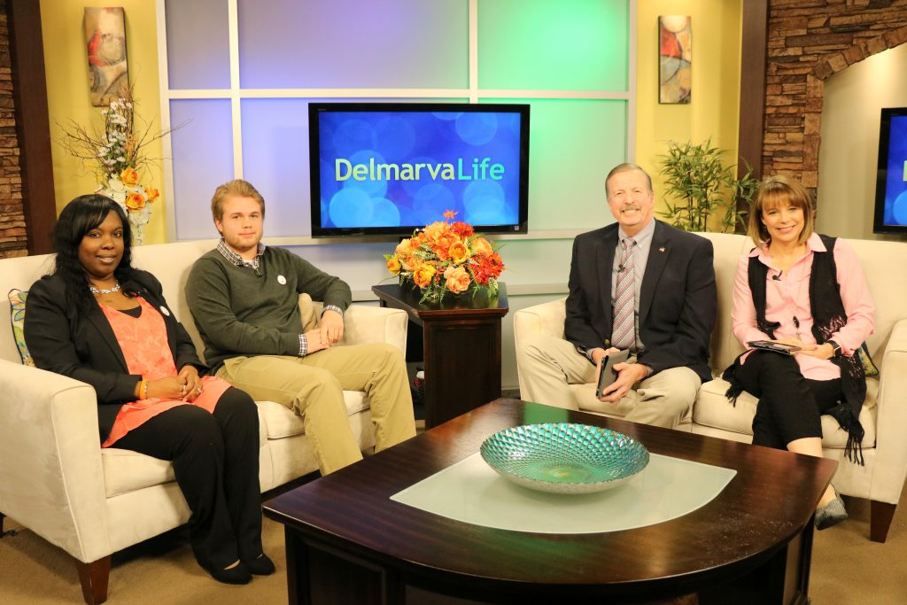 Living with Multiple Sclerosis and Upcoming Walks on Delmarva