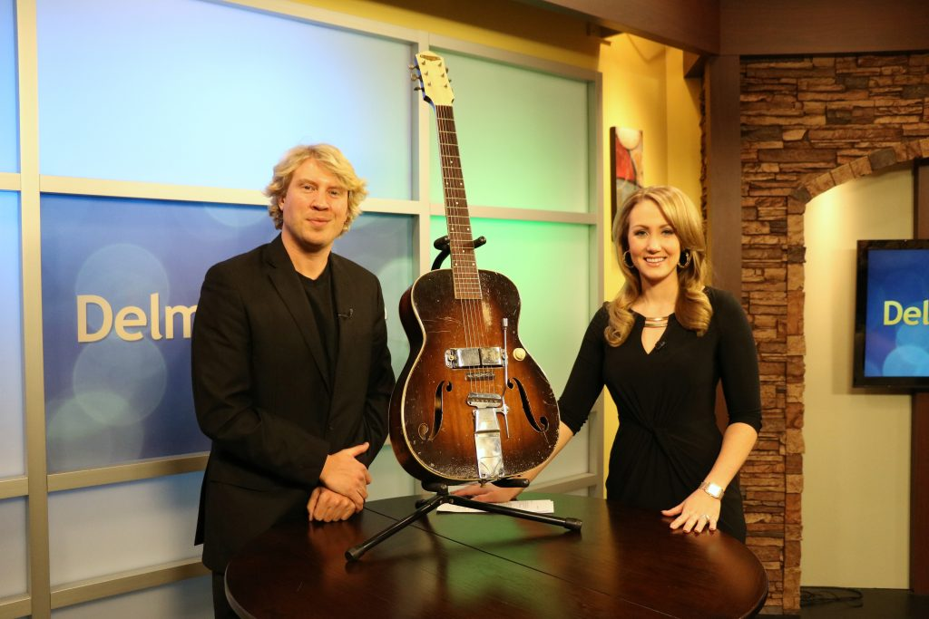 Lewes Man Sells Guitar for $7.5 Million Dollars