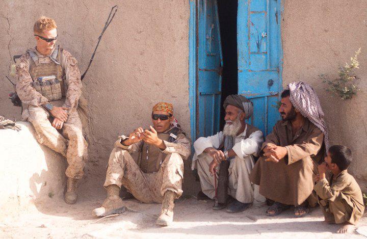 Ocean Pines Man Works to Bring Afghan Interpreter to U.S.