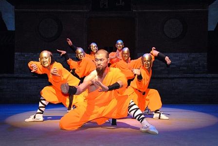 Shaolin Warriors Perform March 29 at Salisbury University