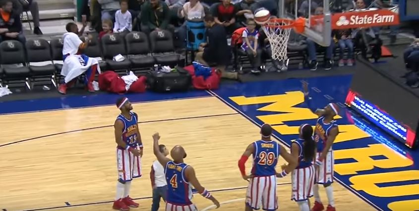 The Harlem Globetrotters are Coming to the Wicomico Youth and Civic Center