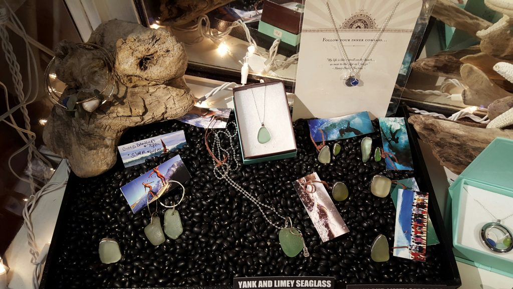 Eastern Shore Sea Glass and Coastal Arts Festival This Weekend-