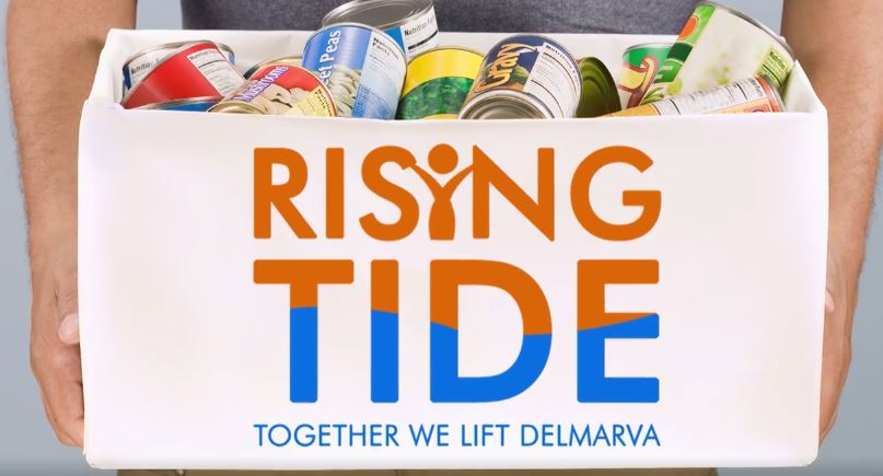Rising Tide Campaign – MD and DE Food Banks