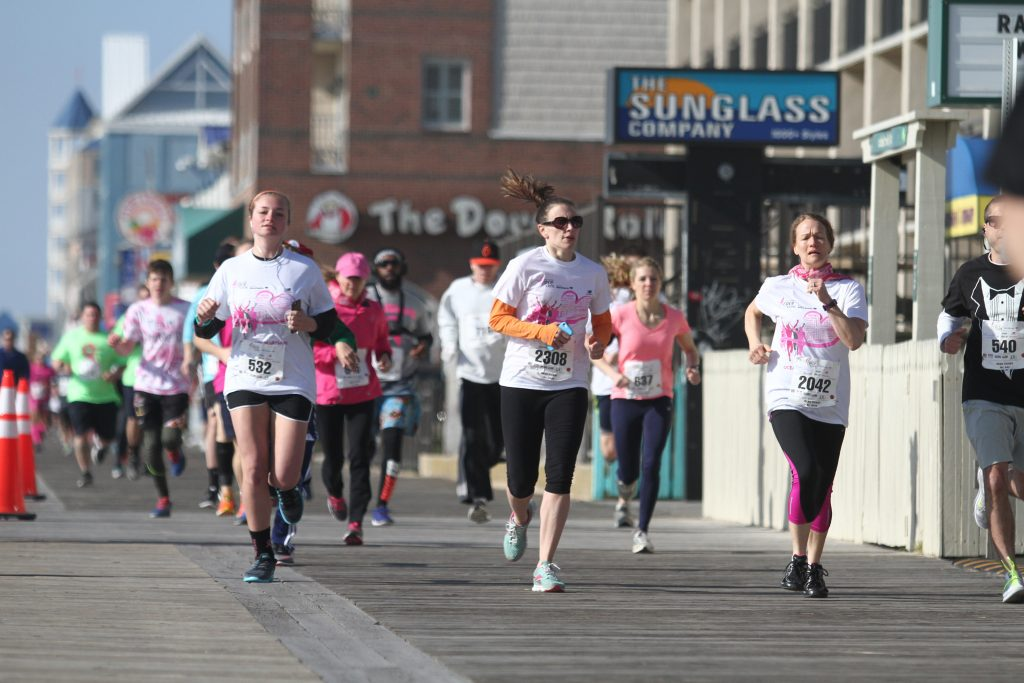 Get Ready for the 6th Annual Komen Maryland Ocean City Race for the Cure