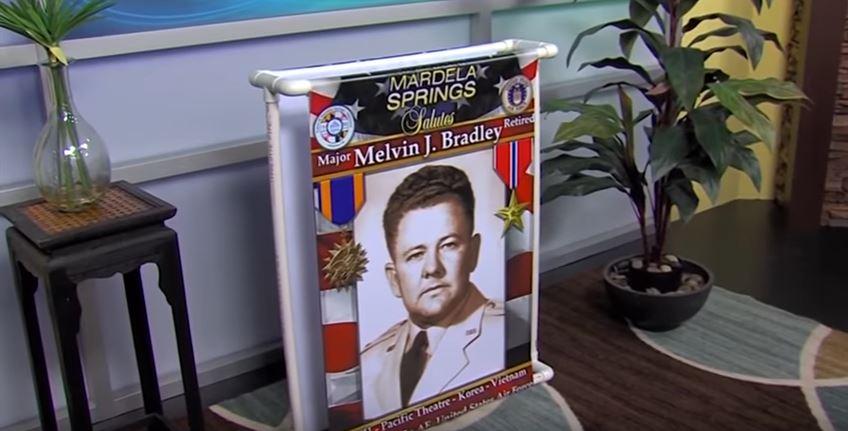 Mardela Springs Military Banner Program