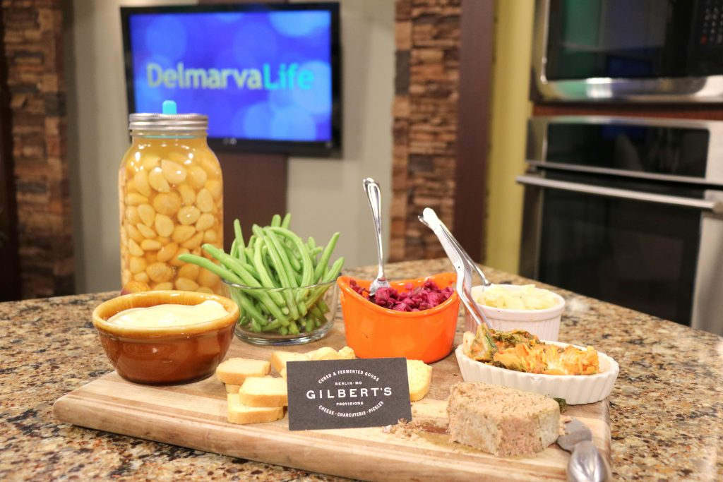Fermenting Foods with Gilbert's Provisions