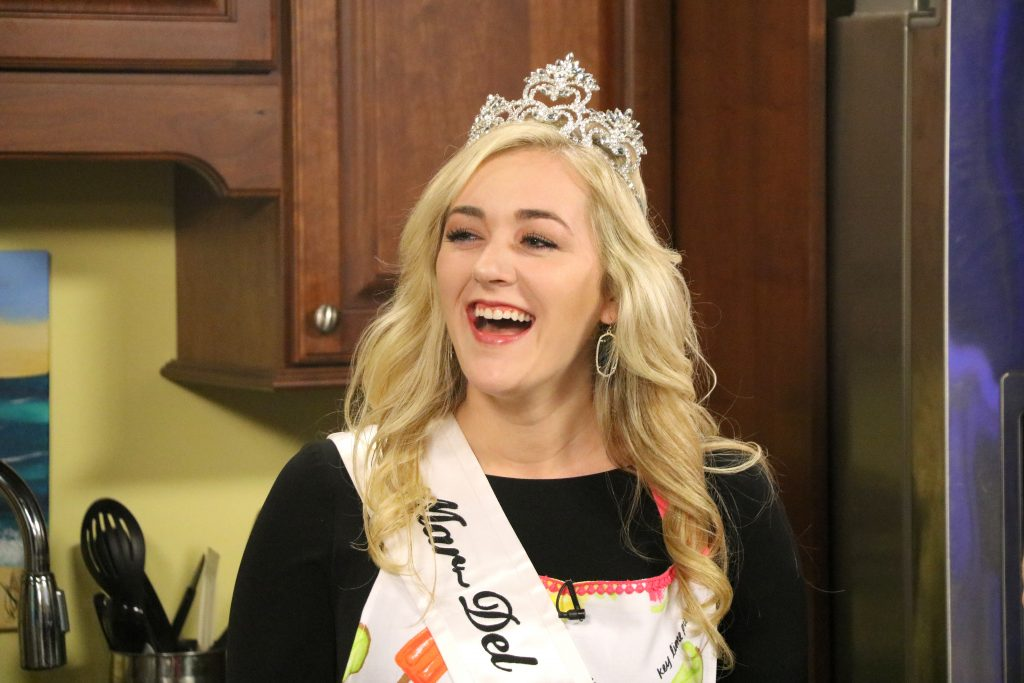 Getting to Know 2017 Mar-Del Watermelon Queen, Connor Vincent