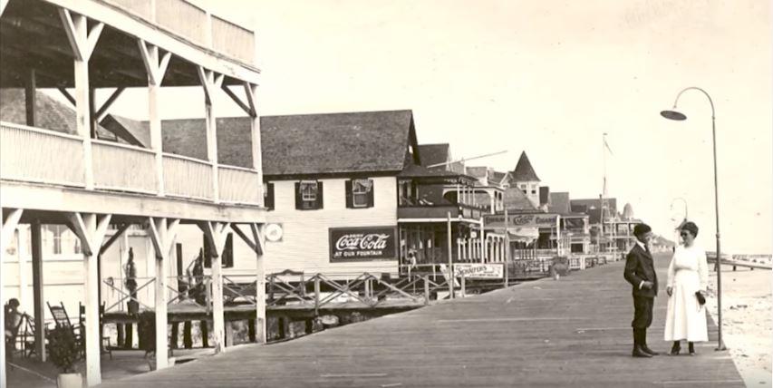 OC Boardwalk History and the OC Life-Saving Station Museum