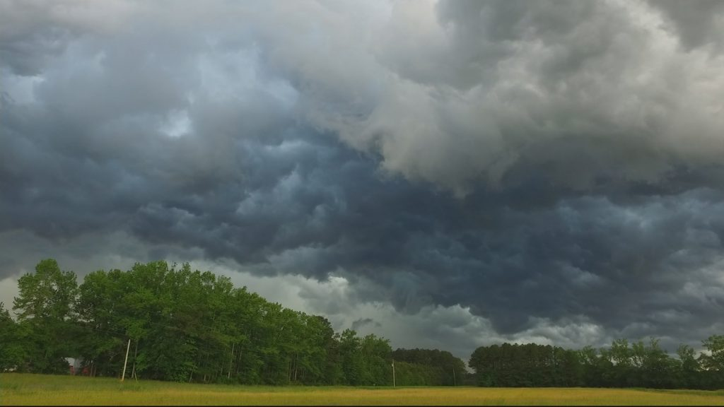 """Travels With Charlie: """"When You First See the Edge of an Approaching Storm"""""""
