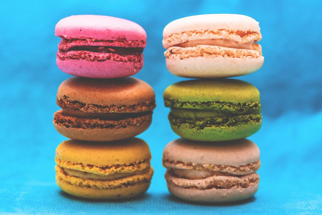 Macarons: DelmarvaLife Facebook Live Shopping List – May 31, 2017
