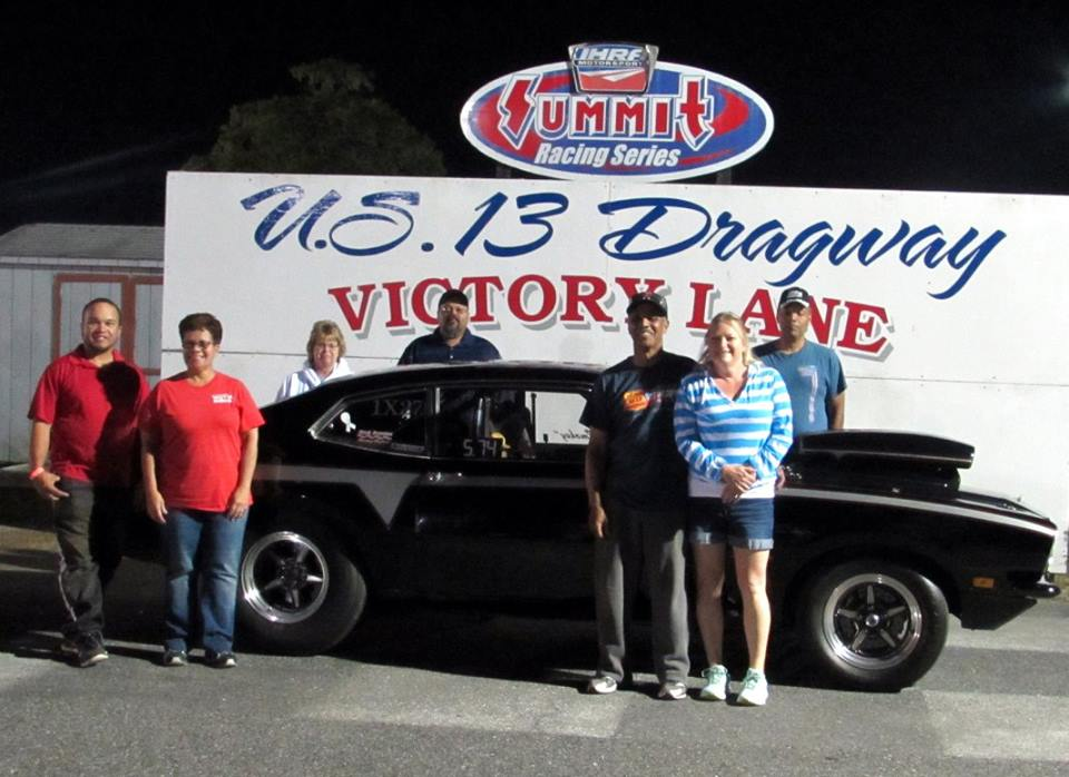 Drag Racing: Garnett Wins Back to Back: U. S. 13 Dragway