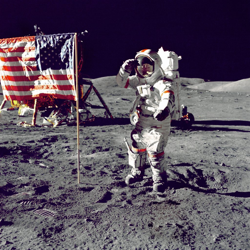 51 Year Anniversary of The First Steps on the Moon