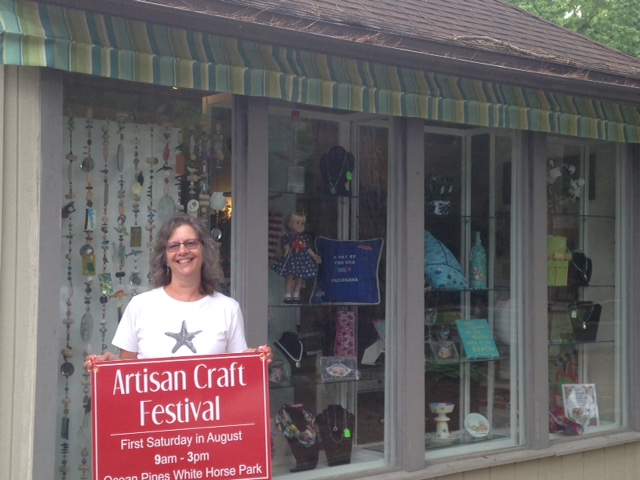 Pine'eer Craft Club Announce 40th Annual Arts & Crafts Festival