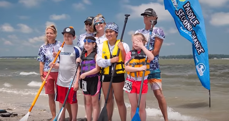 Operation Second Chance Extends Helping Hand, and Paddle, to Wounded Warriors