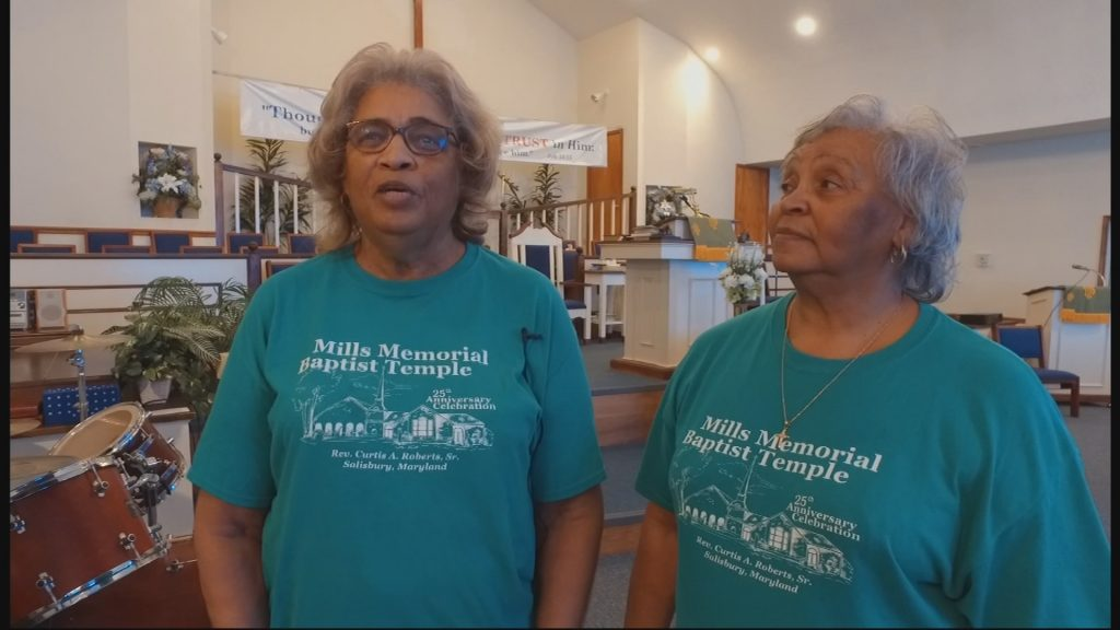 Travels With Charlie: The Mills Memorial Baptist Temple