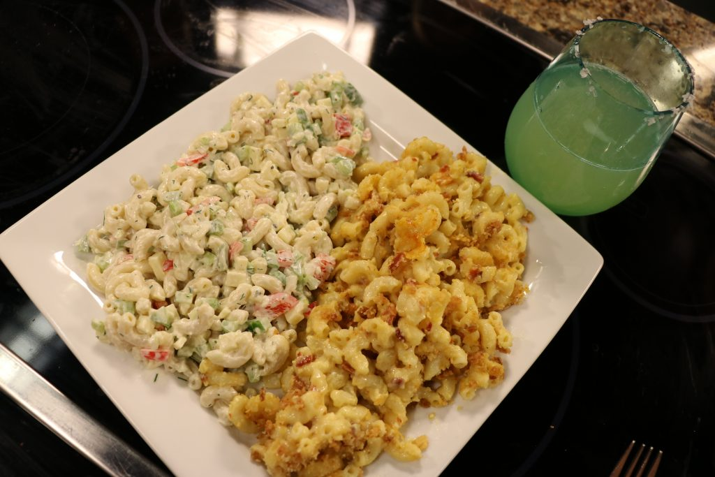 Celebrating National Macaroni Day: DelmarvaLife Facebook Live Recipes – July 6, 2017