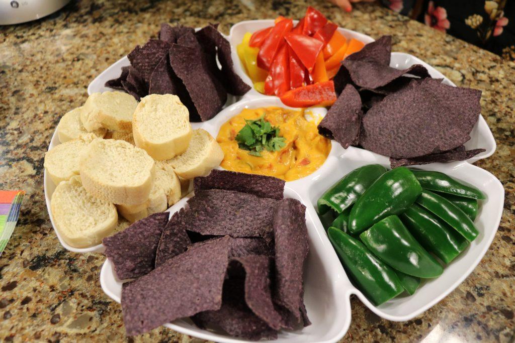 Vegan Cheese Dip with Kelcie Mahr