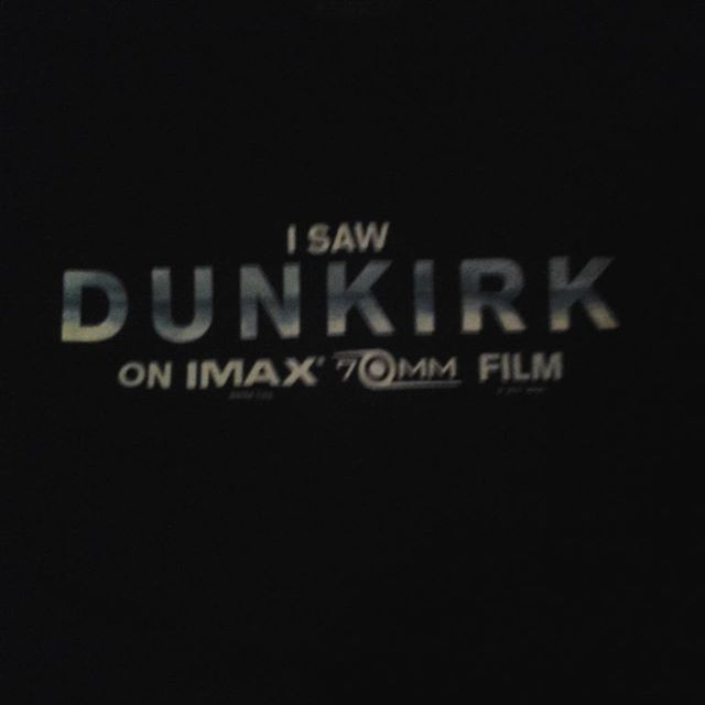 Movie Review – Dunkirk (2017) – IMAX 70mm