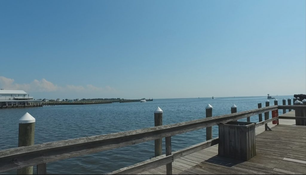 Travels With Charlie: WBOC's Crisfield Camera