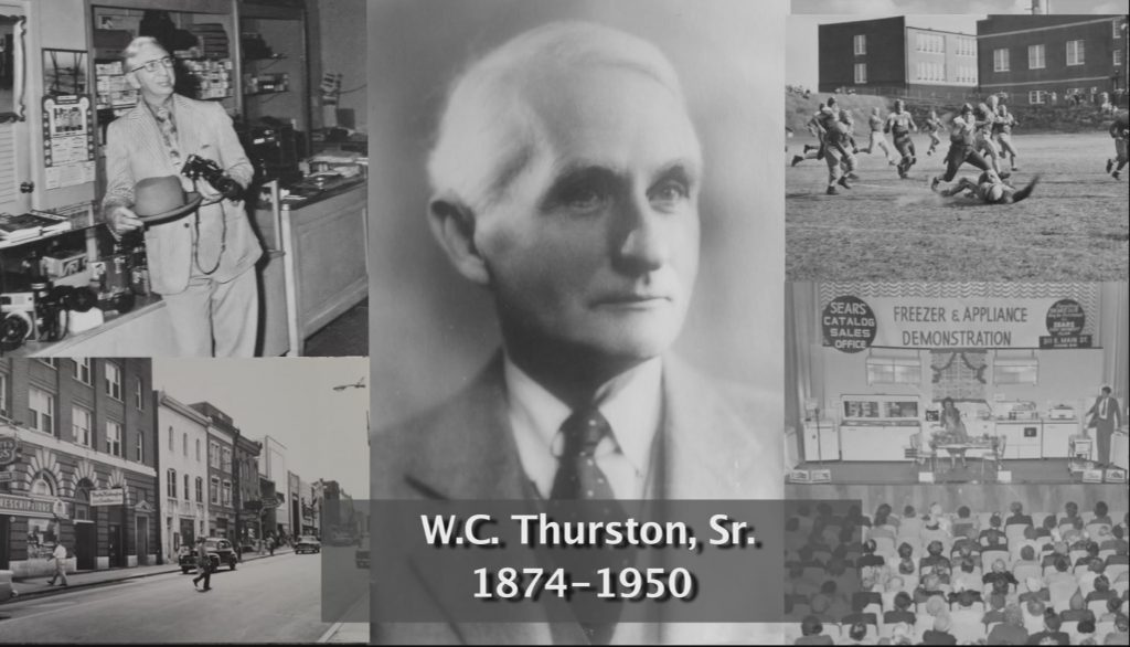 Travels With Charlie: Walter Cundiff Thurston