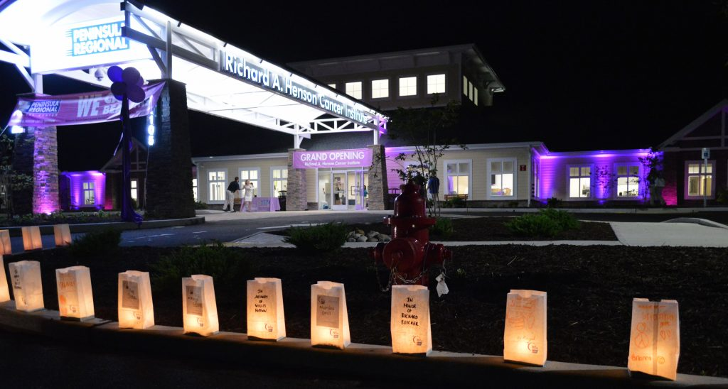 Richard A. Henson Cancer Institute Hosts Grand Opening in Ocean Pines