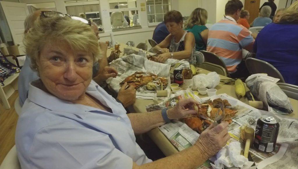 Travels With Charlie: Crab Feast 2017