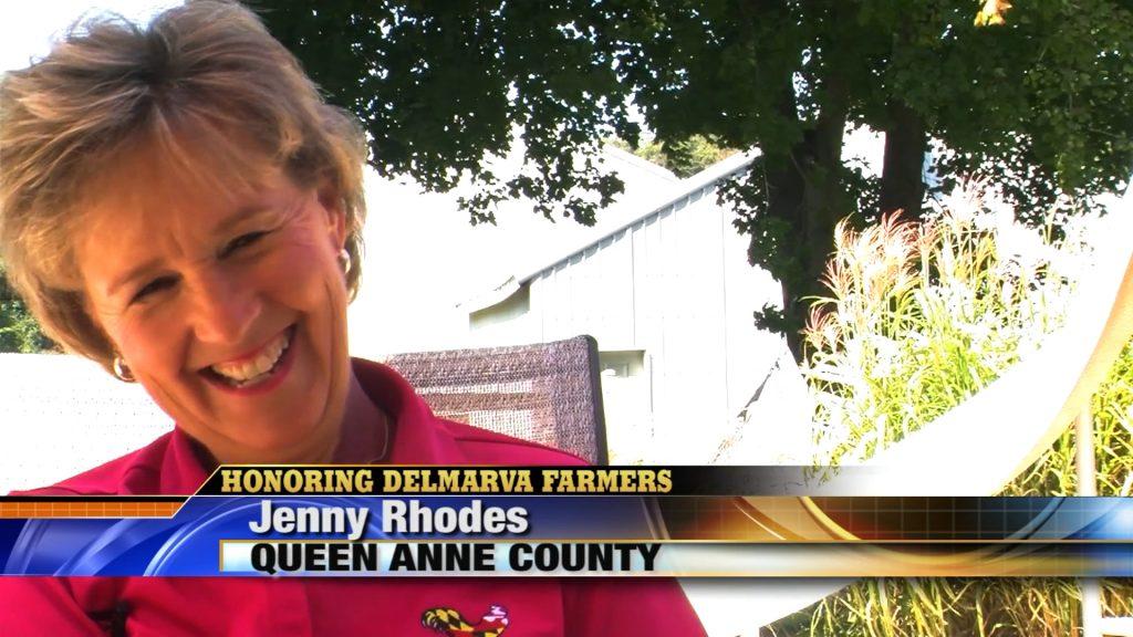 Honoring Delmarva's Farmers: Jenny Rhodes