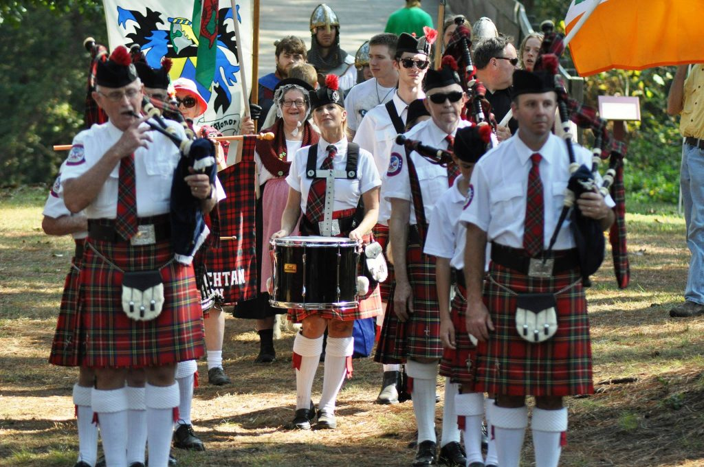 Upcoming Celtic Festival at Furnace Town